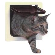 Perfect Pet Cat Door w/ 4 Way Lock Pet Door