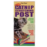 Four Paws Catnip Scratching Post