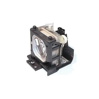eReplacements DT00671-ER Replacement Lamp For Hitachi/Dukane Projectors, 165W