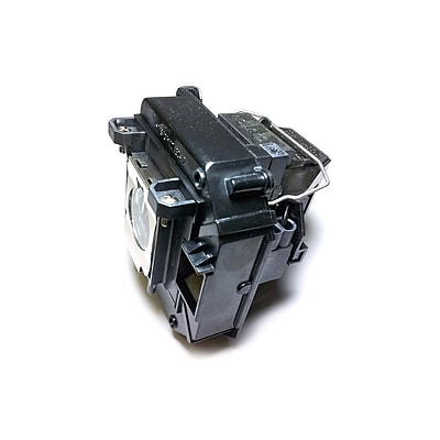 eReplacements ELPLP60-ER Replacement Lamp For Epson Projectors, 200 W