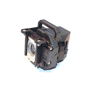 eReplacements ELPLP53-ER Replacement Lamp For Epson Projectors, 230 W