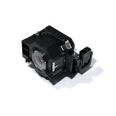 eReplacements ELPLP42-ER Replacement Lamp For Epson Projectors, 170 W 541749