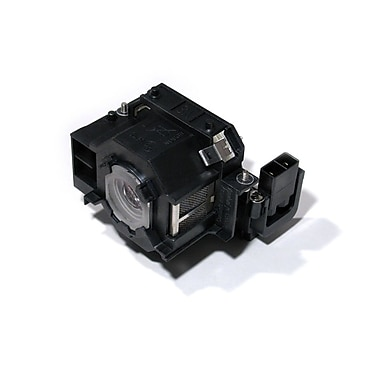 eReplacements ELPLP42-ER Replacement Lamp For Epson Projectors, 170 W