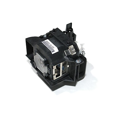 eReplacements ELPLP34-ER Replacement Lamp for Epson Projectors, 200 W