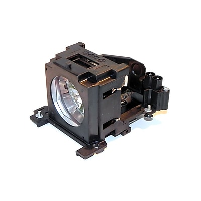 eReplacements DT00751-ER Replacement Lamp For Hitachi/3M Projectors, 200W