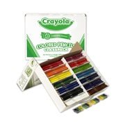 Crayola® Coloured Pencils Classpack®, Assorted, 462/Pack