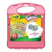 Crayola® Twistables Coloured Pencils And Paper Set