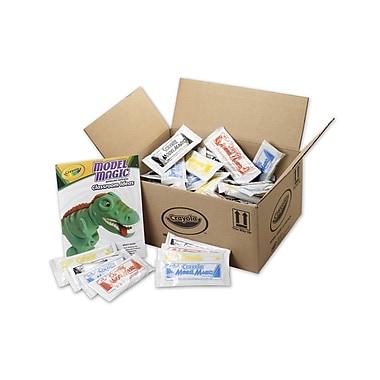 Crayola® - mélange à modeler Model Magic® Classpack®, couleurs variées, paq./75 paquets