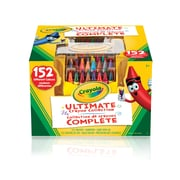 Crayola® Ultimate Crayon Collection, Assorted, 152/Pack