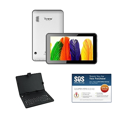 iView 7-inch 8GB Tablet with Android 4.2