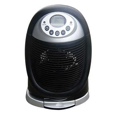 Optimus H-1411 Digital Oscil Fan Heater