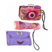 Nickelodeon® Dora the Explorer Camera Adventure Kit