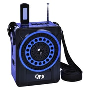 QFX® CS-88 PA Systems With USB/SD and FM Radio