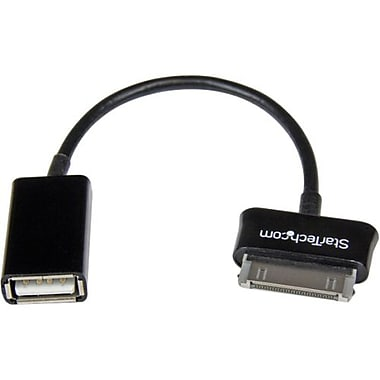 StarTech® USB Otg Adapter Cable For Samsung Galaxy Tab