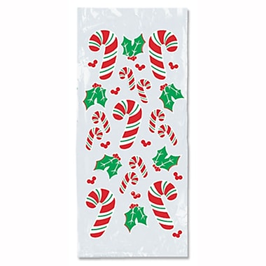 Candy Cane & Holly Cello Bags, 4