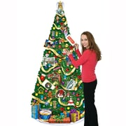 beistle 6 jointed christmas tree - Christmas Tree Walmart