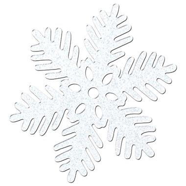 Sparkle Snowflakes, 8