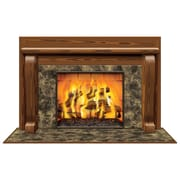 """Fireplace Insta-View, 3' 2"""" x 5' 2"""", 2/Pack"""