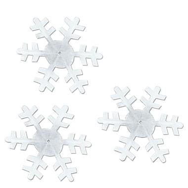 Flocons de neige en hiver, 3 1/2 - 4 1/2 po, paquet de 90