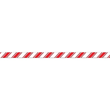 Candy Cane Poly Decorating Material, 3
