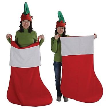 Chaussette de Noël géante, 4 pi 6 po