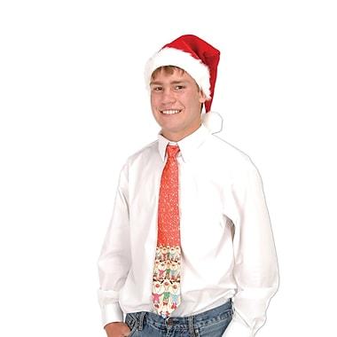 Reindeer Tie, Full-Size, 4/Pack