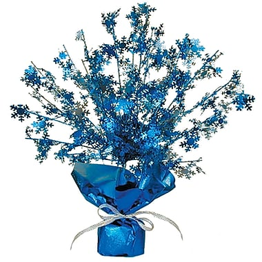 Snowflake Gleam 'N Burst Centerpiece, 15