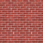 Beistle 4' x 30' Brick Wall Backdrop