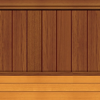 Floor/Wainscoting Backdrop, 4' x 30'