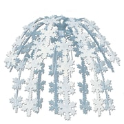 "Beistle 24"" Snowflake Cascade, 2/Pack"