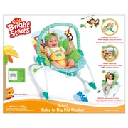 Bright Starts™ Peek-a-Zoo™ Baby To Big Kid Rocker