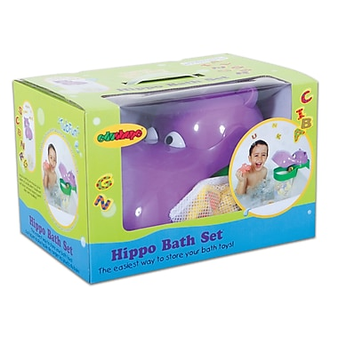 Edushape® Hippo Bath Set