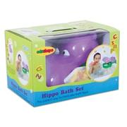Edushape® Hippo Bath Set