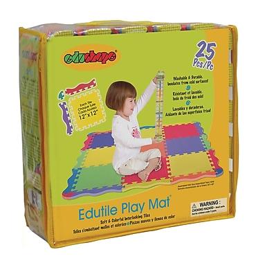 Edushape® Edu-Tile Mat, Play Mat