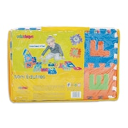 Edushape® Edu-Tile Mat, Mini Edu Tile Letters