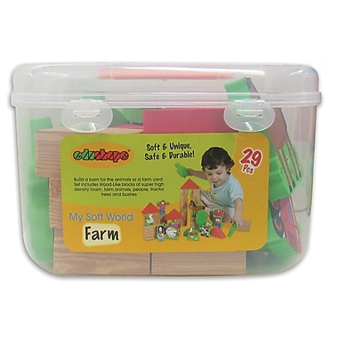 Edushape® My Soft World, Farm
