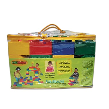 Edushape® Edu-Blocks, 26/Pack