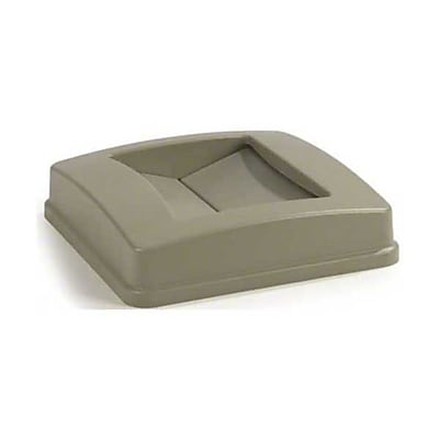Carlisle ABS Swing Top Lid for 35 & 50 gal. Centurian Series Container, Beige
