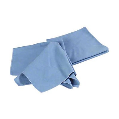 Carlisle 36334-14, Terry Microfiber Cleaning Cloth, Blue