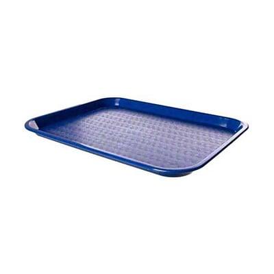 Carlisle CT101414 Polypropylene Standard Trays, Blue