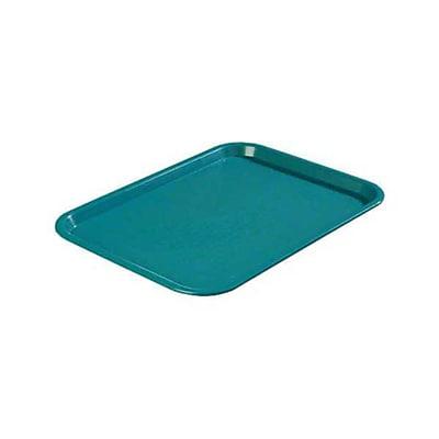 Carlisle CT101415 Polypropylene Standard Trays, Teal