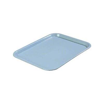 Carlisle CT101459 Polypropylene Standard Trays, Slate Blue