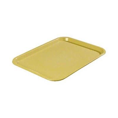 Carlisle CT121621 Polypropylene Standard Trays, Gold