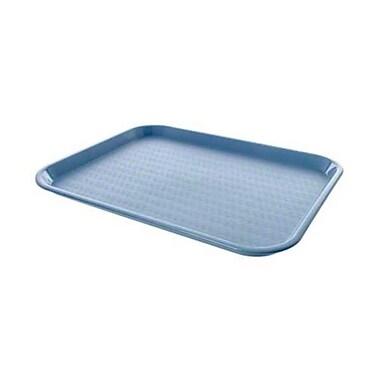 Carlisle CT141859 Polypropylene Standard Trays, Slate Blue