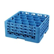 Carlisle RW20-214, 20-Compartment OptiClean NeWave Glass Racks w/3 Extenders