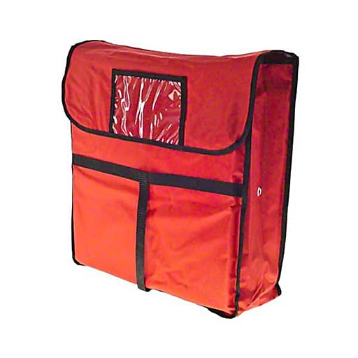 Update International Pib 20 X Insulated Pizza Delivery Bag