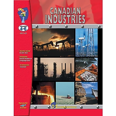 Canadian Industries, Grades 4-6