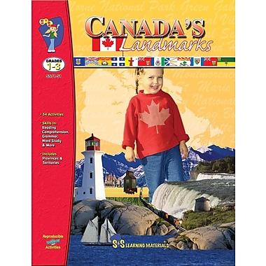 Canada's Landmarks, Grades 1-3