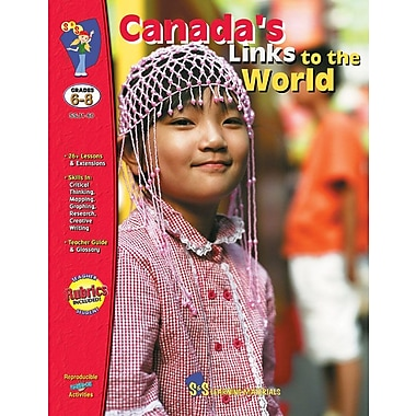 Canada's Links to the World, Grades 5-8