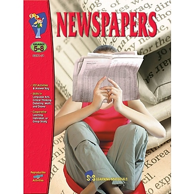 Newspapers, Grades 5-8